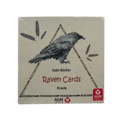 Raven Oracle Cards